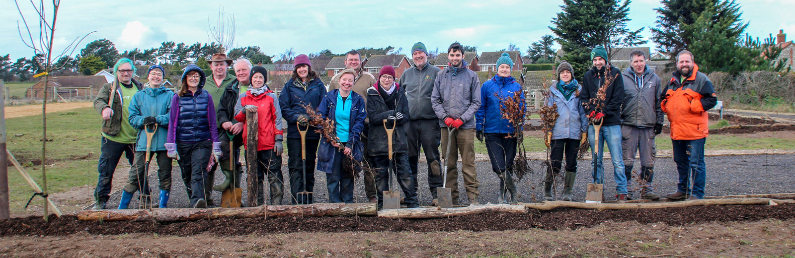 Deepdale Conservation Weekends | If you enjoy the great outdoors and like the thought of working in the countryside of Deepdale Farm on the beautiful North Norfolk Coast as part of a conservation team for a couple of days, please join us ...