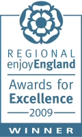 Deepdale won the 2009 East of England Sustainable Tourism Award